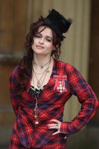 Хелена Бонэм Картер готовилась к съемкам в «Короне» с экстрасенсом