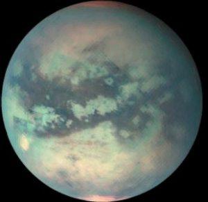На спутнике Сатурна нашли органическую материю