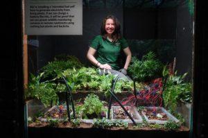 Растение сделало первое в мире селфи