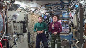 NASA отправит в космос женщин без мужчин: названа дата