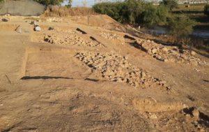В Турции археологи раскопали гигантские врата