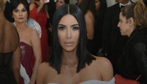 Ким Кардашьян показала идеальную фигуру в купальнике