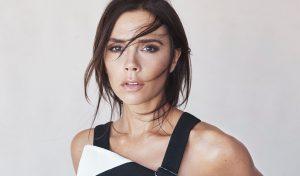 Стильная Виктория Бекхэм украсила обложку польского Vogue