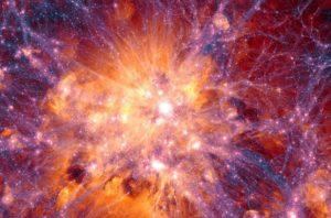 Астрономы рассказали о «сети», которая связывает отдаленные галактики