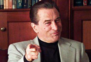 Роберт Де Ниро получит почетную премию Гильдии киноактеров за выдающиеся достижения