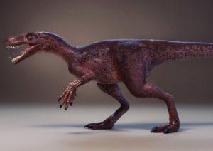 В Бразилии нашли кости первого в мире хищного динозавра
