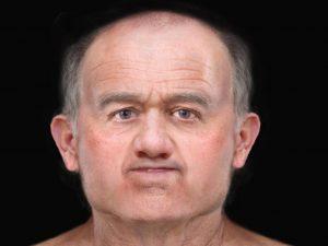 Жил 600 лет назад: Ученые восстановили облик пожилого мужчины из Средневековья