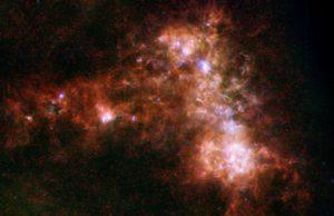 Впервые исследована связь между антиматерией и темной материей