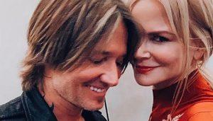 Николь Кидман показала фото с мужем