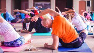 Йога и дыхательные упражнения снижают риск развития депрессии