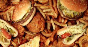 Жирные продукты портят зрение