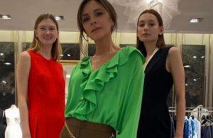 Виктория Бекхэм отомстила бывшей подружке сына резкой критикой кроп-топов